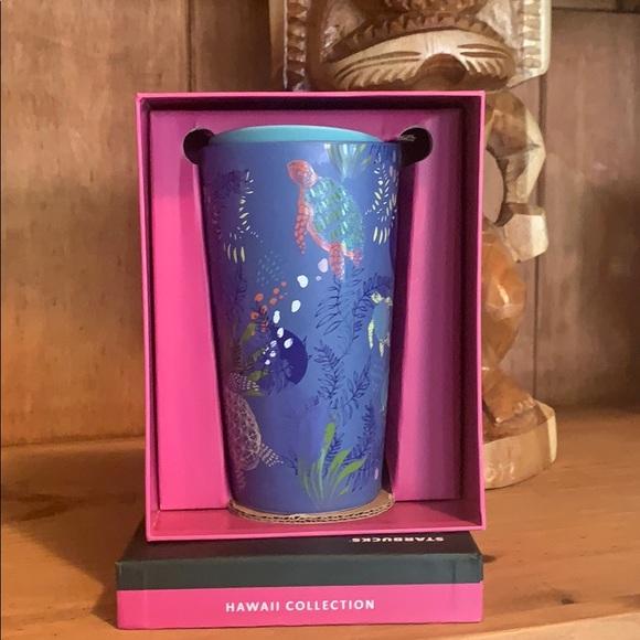 Starbucks Hawaii Collection travel mug